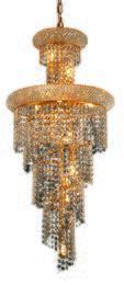 Elegant Lighting 1800SR16GSA