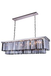 Elegant Lighting 1202D50PNSSRC