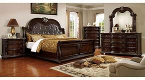 Furniture of America CM7670QBDMCN