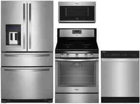 Whirlpool Wfg540h0es 30 Inch Gas Freestanding Range With