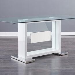Global Furniture USA D1182DTWH