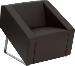 Flash Furniture ZBSMARTBROWNGG
