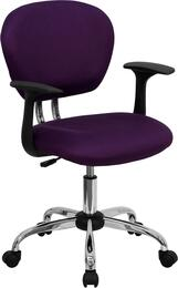 Flash Furniture H2376FPURARMSGG
