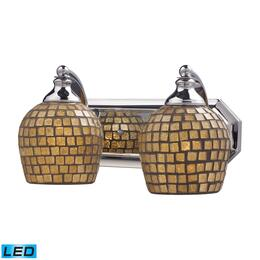 ELK Lighting 5702CGLDLED