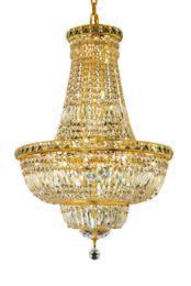 Elegant Lighting 2528D22GRC