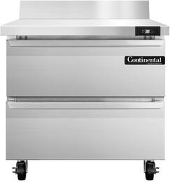 Continental Refrigerator SW32BSD