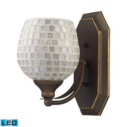 ELK Lighting 5701BSLVLED