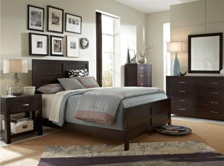 Broyhill PRIMOPANELBEDCKSET4 Primo Vista California King Bed
