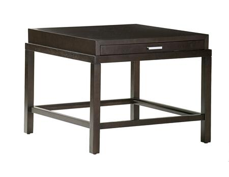 Allan Copley Designs 340302E Spats Series Contemporary Square End Table