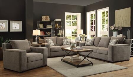 Acme Furniture 52190SLC Ushury Living Room Sets