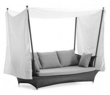 TOV Furniture TOV65TENTSOFALOUNGE  Patio Sofa