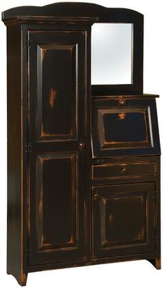 Chelsea Home Furniture 465138DBH Tahira Series Freestanding Wood 1 Drawers Cabinet