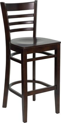 Flash Furniture XUDGW0005BARLADWALGG Hercules Series Contemporary Not Upholstered Wood Frame Dining Room Chair