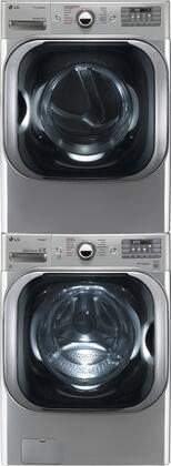 LG 706022 Washer and Dryer Combos