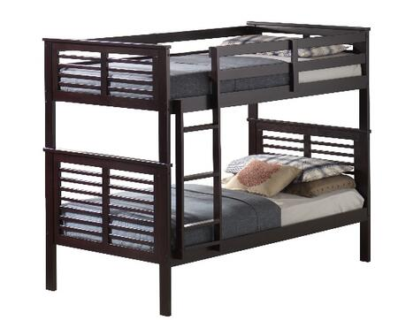 Donco 901ETT8  Twin Size Bunk Bed