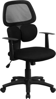 "Flash Furniture BT2755BKGG 24.5"" Contemporary Office Chair"