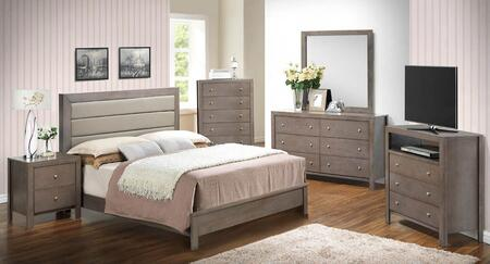 Glory Furniture G2405AQBSSET Queen Bedroom Sets