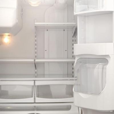 Maytag Mfi2269vew French Door Refrigerator In White