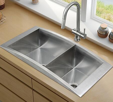 Vigo VG15119 Kitchen Sink