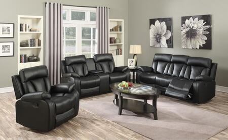 Meridian 645BLSLC Avery Living Room Sets