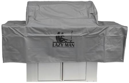 Lazy Man AC20 Masterpiece Series Mobile Freestanding Grill Heavy-Duty Vinyl Cover with Protective Liner for: