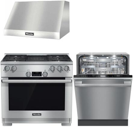 Miele 736684 Kitchen Appliance Packages