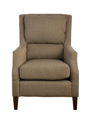 Jofran CHANDLERCH Chandler Pillow Back Accent Chair