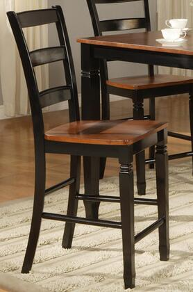 Standard Furniture 11134 Brentwood Series Casual Not Upholstered Wood Frame Dining Room Chair