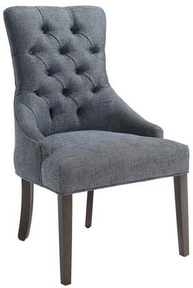 Donny Osmond Home 902912 Accent Seating Series Armchair Fabric Wood Frame Accent Chair