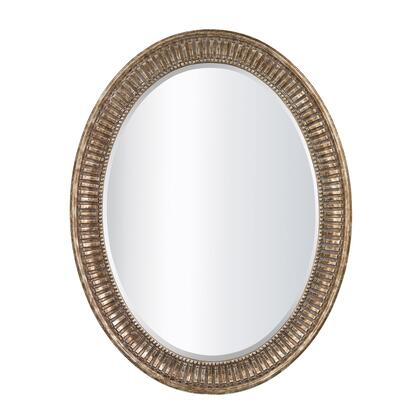 Sterling 11510 Franklin Series Oval Portrait Wall Mirror