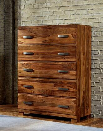 Hillsdale Furniture 1406785 Madera Series Wood Chest
