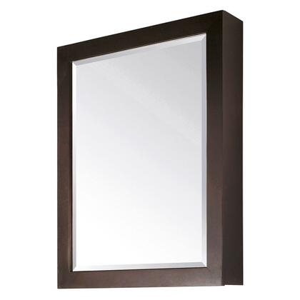 "Avanity MODERO-MC28-X Modero 28"" Mirror Cabinet, with One Soft Close Door, Two Inside Shelves, and Beveled Edge"