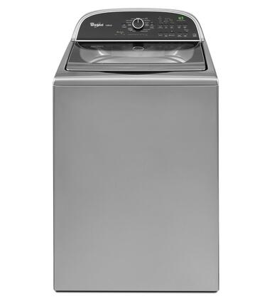 """Whirlpool WTW5800BC 27.5"""" Cabrio Series Top Load Washer with 3.6 cu. ft. Capacity 11 Wash Cycles   Appliances Connection"""