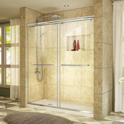 Charisma Shower Door RS39 60 01 22B Left Drain E