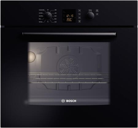 Bosch HBL3460UC Single Wall Oven, in Black