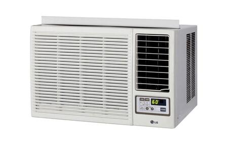LG LW1812HR Window / Wall Air Conditioner Cooling Area,