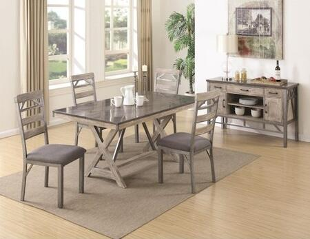 Coaster 1063215PC Edmonton Dining Room Sets