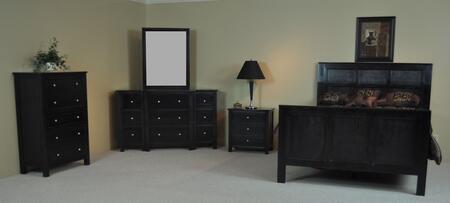 Harden 107300Q5P Queen Bedroom Sets