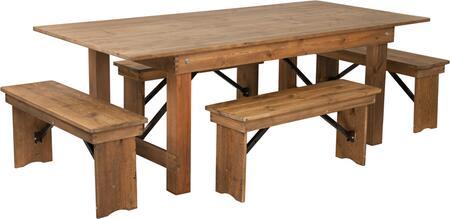 Wondrous Flash Furniture Xafarm1Gg Ibusinesslaw Wood Chair Design Ideas Ibusinesslaworg
