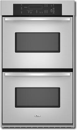 Whirlpool RBD275PVS Double Wall Oven, in Stainless Steel