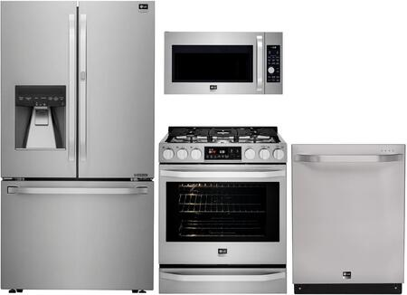 LG Studio 735634 Kitchen Appliance Packages