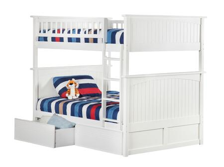 Atlantic Furniture AB59512  Full Size Bunk Bed