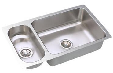 Elkay ELUH3219DBG Kitchen Sink