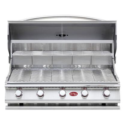 Cal Flame BBQ08G05 Built In Liquid Propane Grill, in Stainless Steel