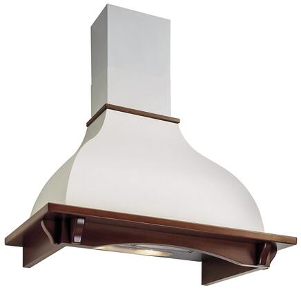"Futuro Futuro WLxCONNECTICUT x"" Connecticut Series Range Hood offer 940 CFM, 3-Speed Slider Controls, Internal Whisper-Quiet Tangential blower, Lifetime Dishwasher-safe Filters, and in White"