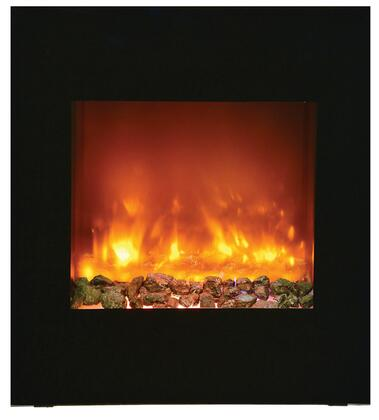 Amantii WMBI2428VLR Wall Mountable Electric Fireplace