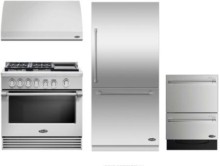 DCS 719501 Kitchen Appliance Packages