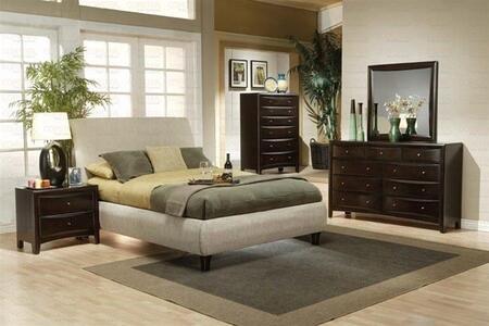 Coaster 300369KWSET6 Cal. King Bedroom Sets