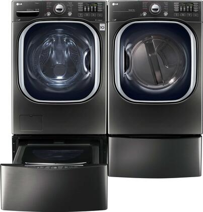 LG 714585 Washer and Dryer Combos