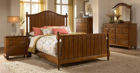 Broyhill HAYDENPANELBEDLCQSET Hayden Place Queen Bedroom Set